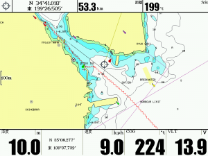 大島 波浮港1