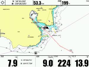 大島 波浮港2
